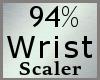 Wrist Scale 94% M A