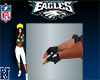 Eagles Men Rider Gloves