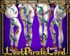 [LPL] Floral Leggins