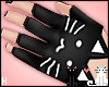 [KISA]BlackKittyGloves