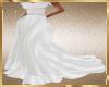 C33 Withe Wedding Dress