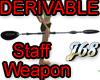 J68 Staff Weapon Derive