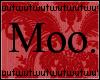 W| Moo sign M/F
