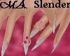 *RoseGold Rings+Nails