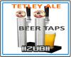 TETLEY BEER TAPS