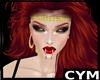 Cym Rick Red