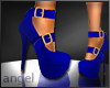 !AK! blue high heels