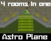 (S)Astro Plane (4 in 1)