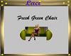 ~L~Fresh Green Chair