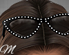 m: Diamonds Glasses HBL