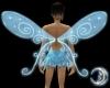 Blue Stardancer Wings
