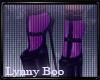 *Felicity Purple Heels