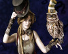 !T! Cutout | Steampunk
