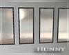 H. Wall Mirrors Grey