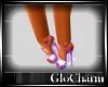 Glo* iHeartUHeels~Purple