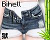 B! Boyfriend Shorts