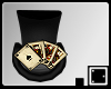 ` Spades Top Hat