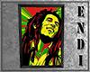 Bob Marley Pop Art