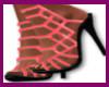 )b( red heels