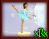 Ice Blue Ballerina