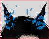 ✨ Sapphire Gem Horns