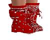 RED FLAG COMBAT BOOTZ