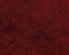 Red Fur Throw Carpet