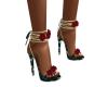 Red, White & Blue Heels