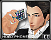 ICO Hold Phone Action M