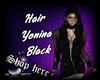 Hair Yonina  Black