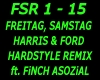 FREITAG SAMSTAG Remix