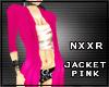 NR-LLJ JACKET PINK