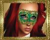 ~Green Mardi Mask