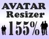Avatar Resizer 155%