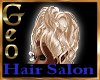 Geo Sabrina Blonde