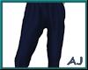 (A)Blue Capris