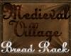 Norse Bakery Bread Rack