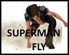 BRB FLY BACK Superman