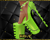 Come Closer Spiked Heels
