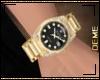 D# Rolex Gold Watch