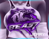 ! Beast Wolf Top P