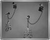 ~: Leviathan earcuffs :~