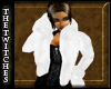 (TT) White Fur Jacket