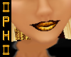 (PH) Sky Lips: GothGold