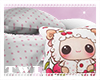Kawaii Chops Pillow Pile