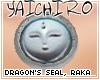 Dragon's Seal, Rakasha