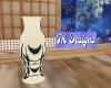 TK-Asian Bamboo Vase