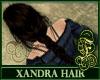 Xandra Dark Brown