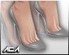 A$ Grey Shoes