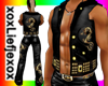 [L]Golden Dragon vest